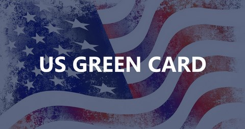 Photo pour Visa USA lottery Green Card DV-2020